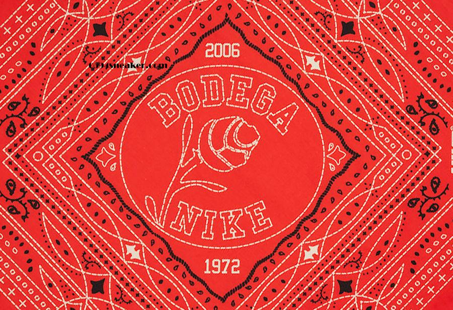 波士顿知名球鞋店联名耐克主题 Bodega x Nike Dunk High 货号:CZ8125-200、CZ8125-100