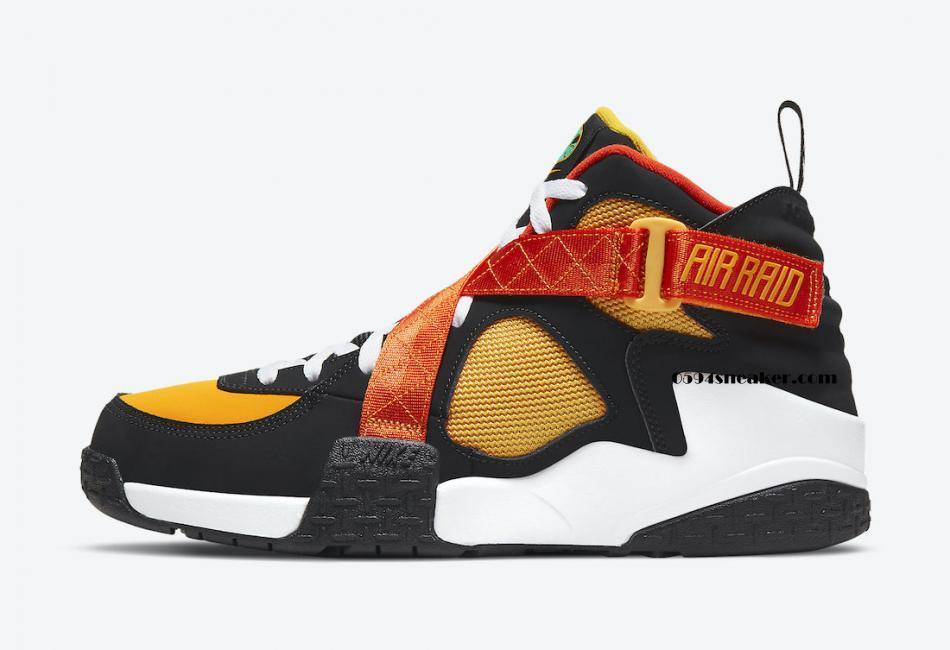 """Nike Air Raid 外星人 """"Raygun"""" 货号:DD9222-001"""