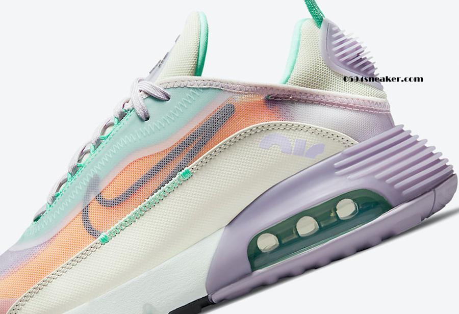 "Nike Air Max 2090 ""Easter"" 货号:CZ1516-500"