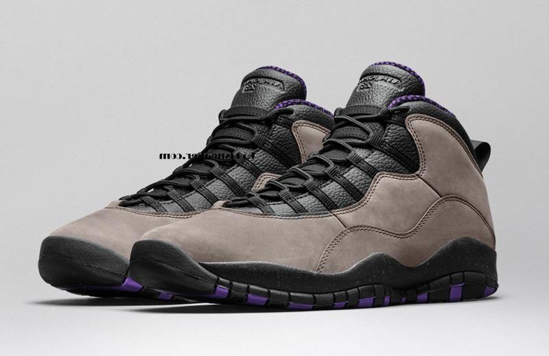 "Air Jordan 10 ""Dark Mocha"" 货号:CT8011-200"