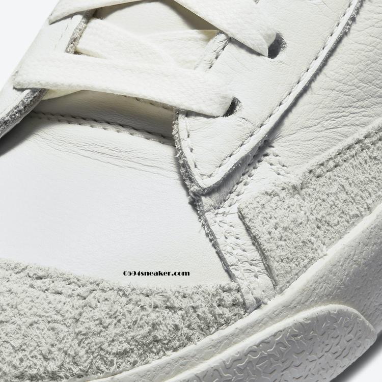 Denham x Nike Blazer Mid 货号:CU8054-100