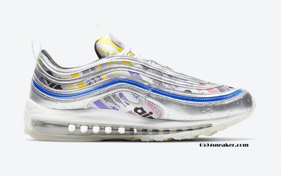 "Nike Air Max 97 SE ""Energy Jelly"" 货号:DD5480-902"