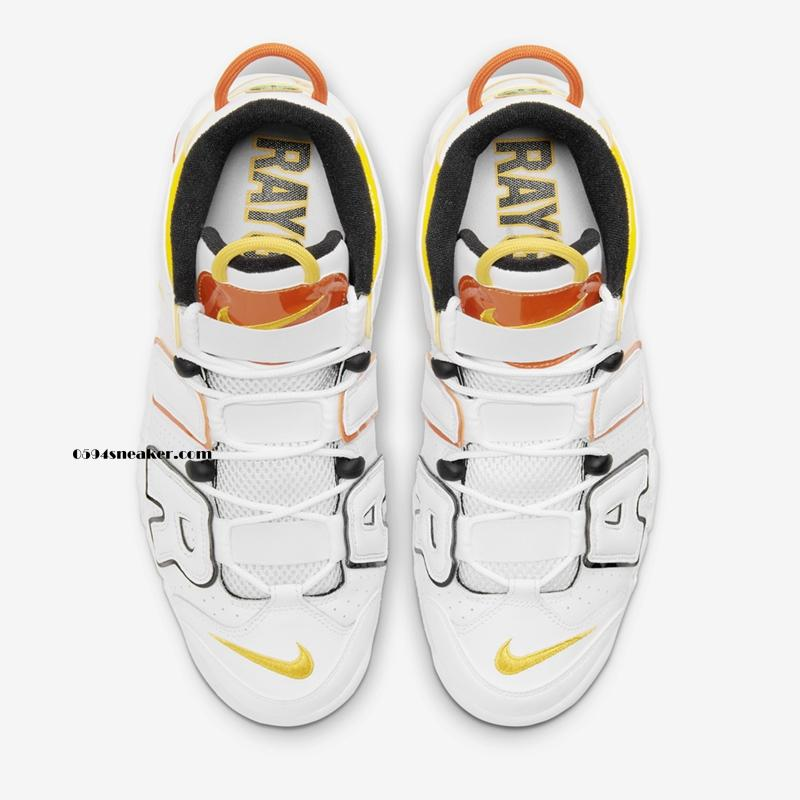 """Nike Air More Uptempo """"Rayguns"""" 货号:DD9223-100"""
