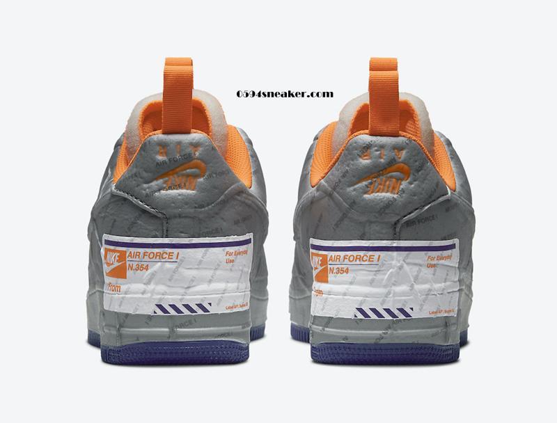 "Nike Air Force 1 Experimental ""Suns"" 货号:CZ1528-001"