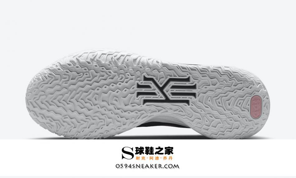 欧文7代全新配色曝光 Nike Kyrie 7 货号:CQ9326-005