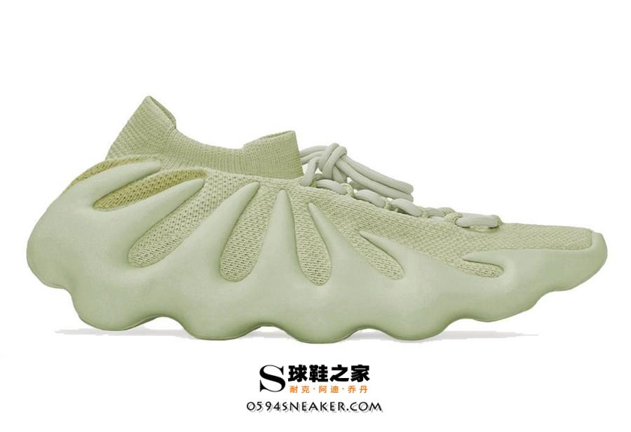 "adidas Yeezy 450 ""Resin"" 小笼包新配色"