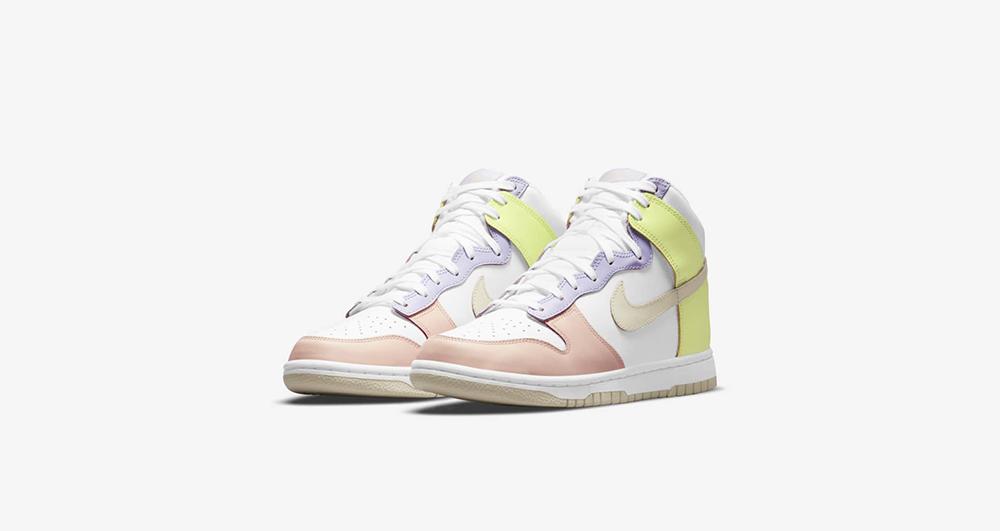 彩蛋 Nike Dunk Hi 货号:DD1869-108